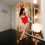 Playboy Bunny Photos of Japanese. M