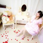 Lolita fashion Photos of Japanese. 文月詩織