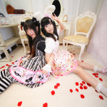 Lolita fashion Portrait Photos