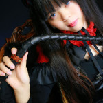 Lolita Fashion Portrait Photos-fis-gothic