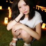 Portrait Photos of Cute Japanese. Nara Park