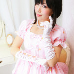 Lolita fashion Photos of Japanese. 文月詩織
